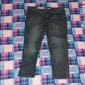 Mossimo supply co. Skinny size 13 capris